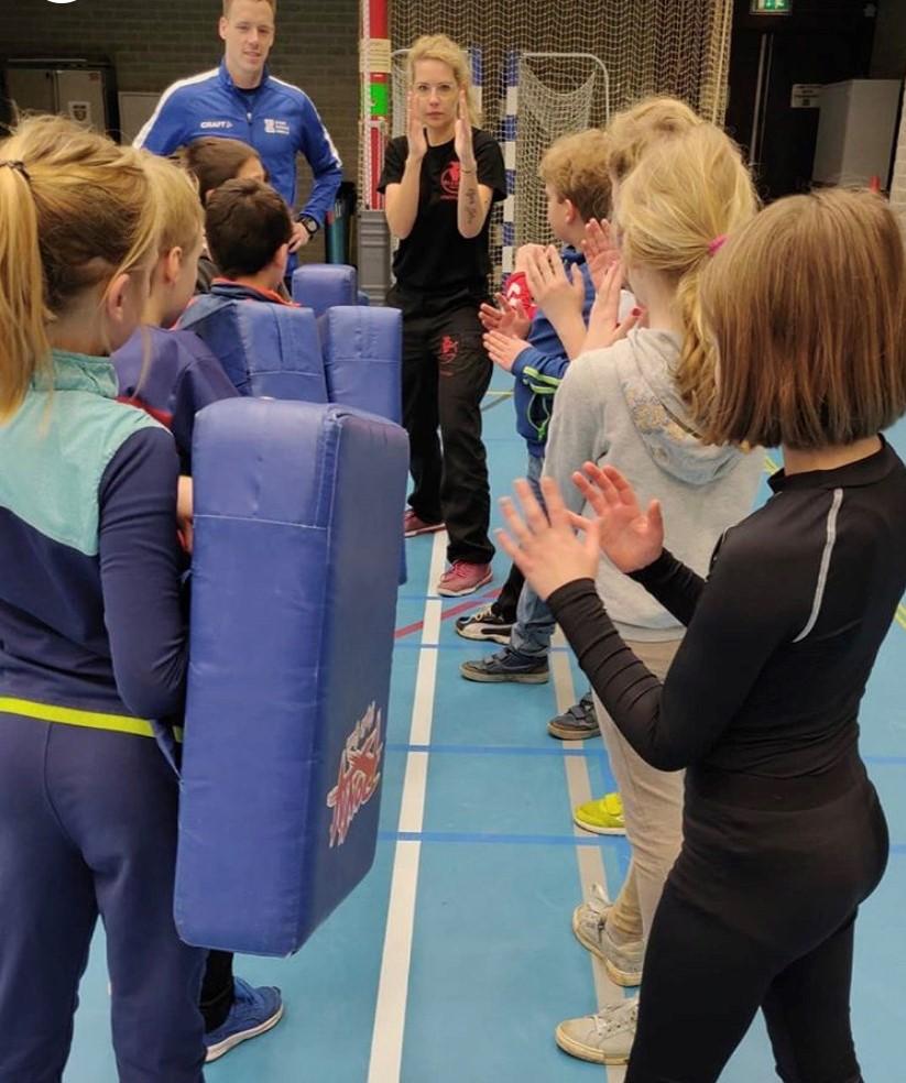 Sportspektakel dagen Zwolle-Zuid